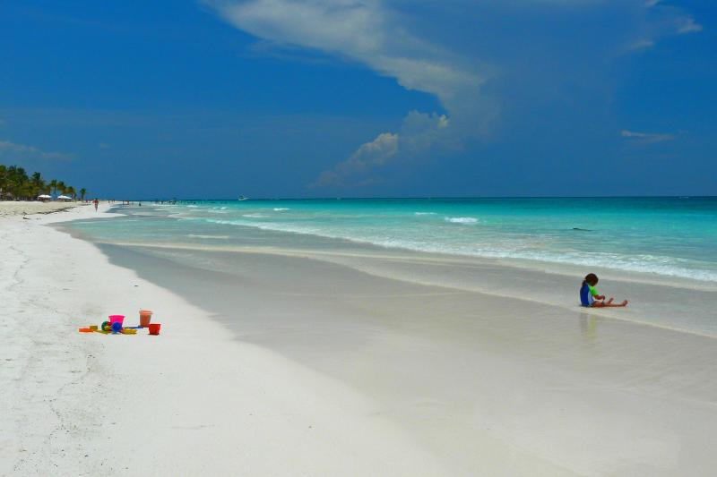 Minutes away from the best beaches in the Mayan Riviera