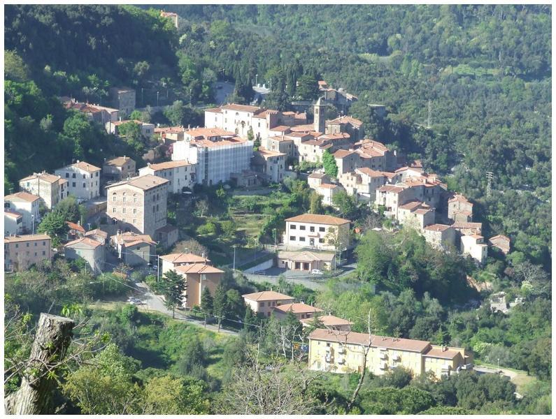 Sassetta Panorama