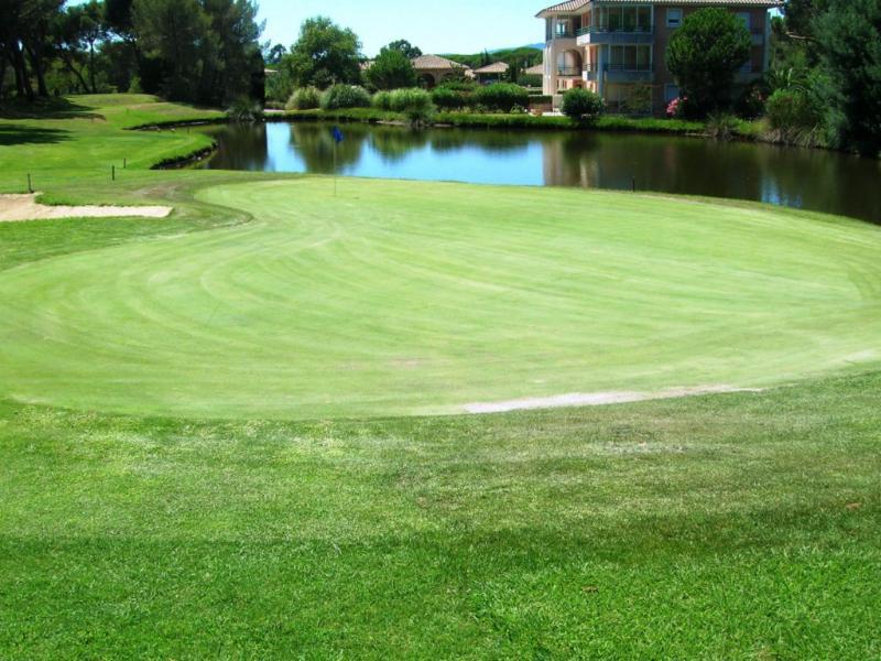 alloggiamento 5 km Valescure Golf Club