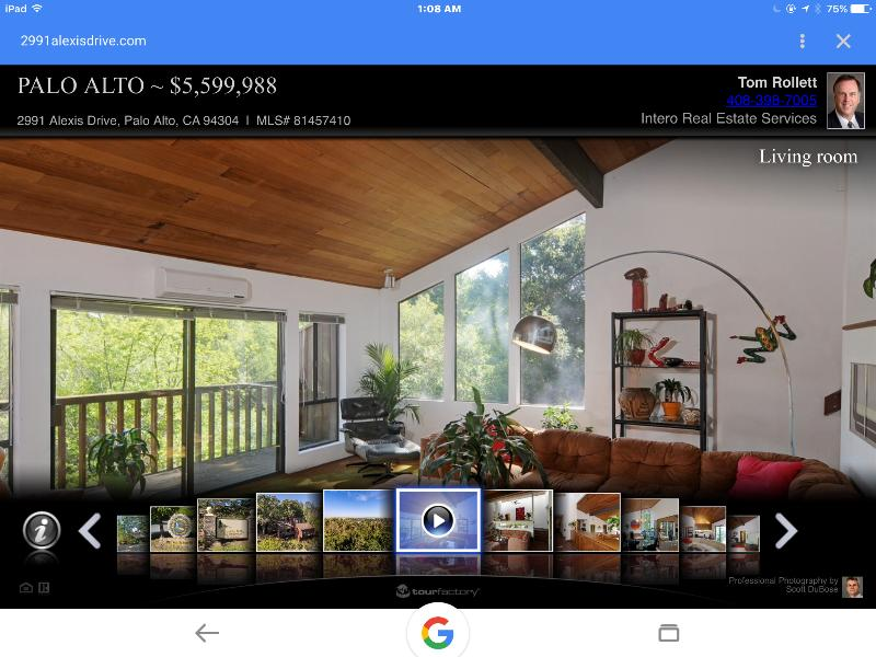 SuperBowl house for rent, holiday rental in Los Altos Hills
