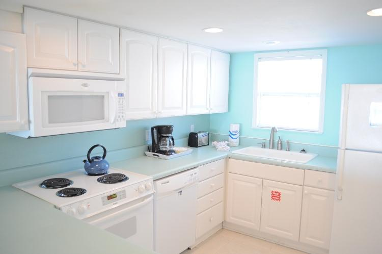Cucina, Sandollar Townhomes Unit 12 Miramar Beach House Destin Case per le vacanze