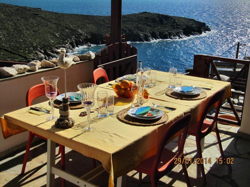 Aegean Panorama, holiday rental in Kardiani