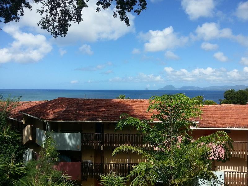 Studio belle vue mer des Caraïbes, holiday rental in Sainte-Anne