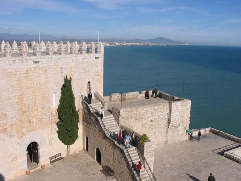 kasteel Peñíscola