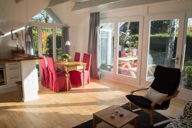 Freundliches, helles, modernes, kleines Ferienhaus, holiday rental in Worpswede