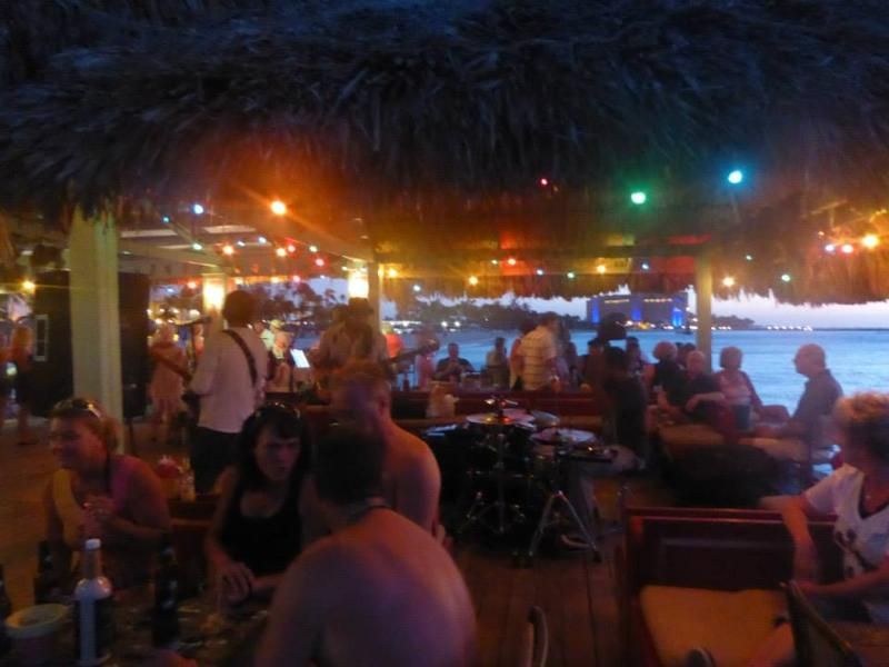 Aruba Nightlife