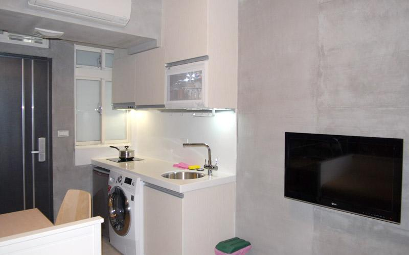 內湖路一段387巷1房1廳1廚房C房 Neihu MRT Type C Apt, holiday rental in Beitou