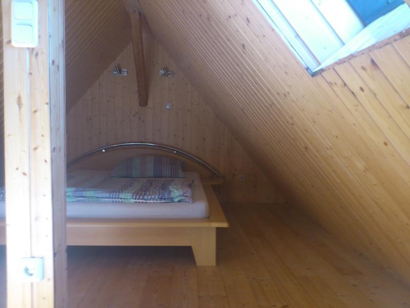 Spitzboden mit 3 Schlafplätze