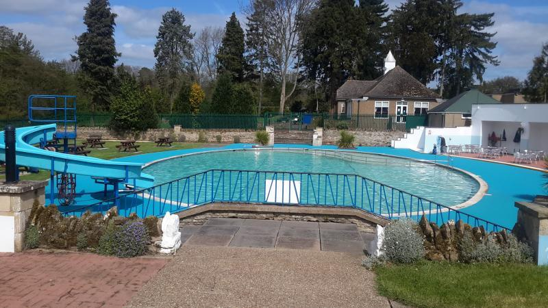 Heated Outdoor Pool Open Mid May - Mid Sept (weather permitting)