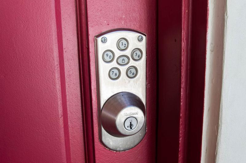 Keyless Doors,