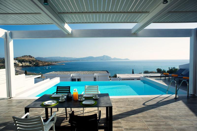 sea view Sunrise villa