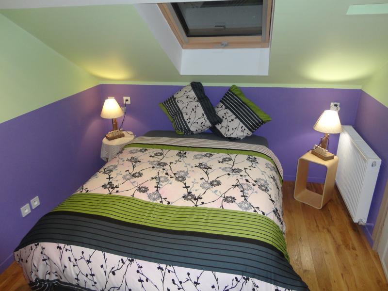 Chambre 'Cabane', holiday rental in Berig-Vintrange