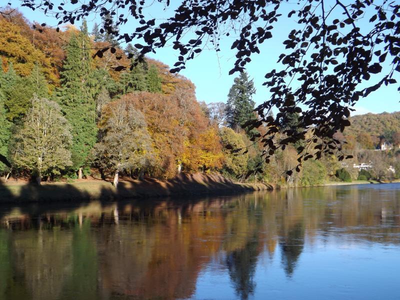 Dunkeld riverside walk