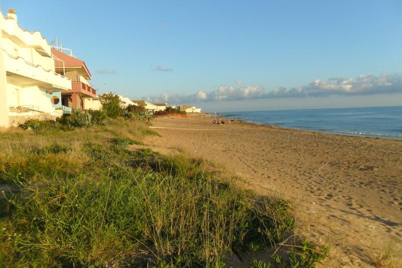 la spiaggia di kaucana