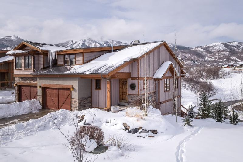With amazing views of the Wasatch mountains, our 3,200 square foot mountain home is located across f