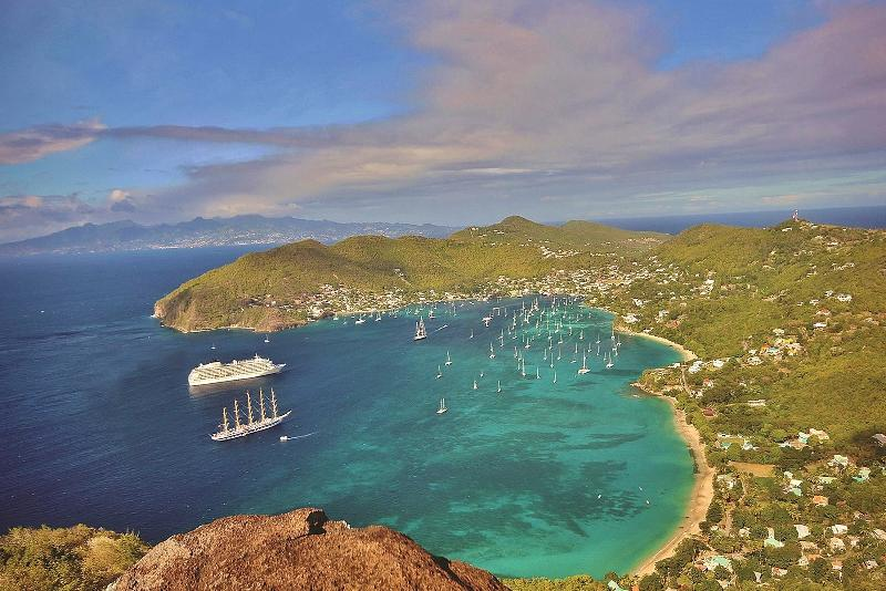 Beautiful Bequia. Charming, friendly and unspoilt with pristine white sandy beaches