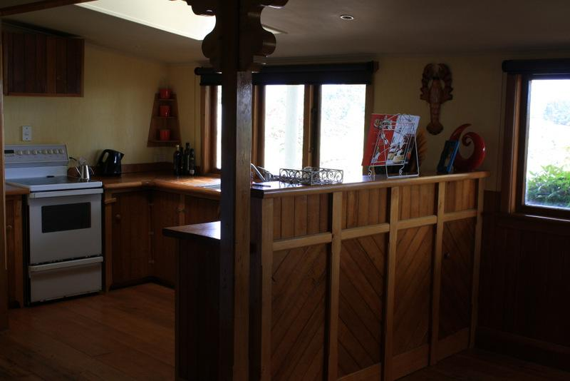 our lovely wooden kitchen