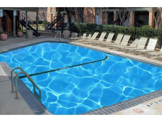 Available pool to enjoy any time