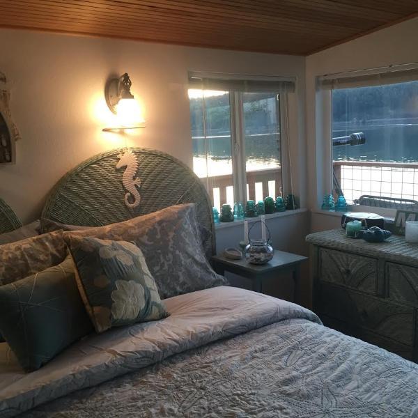 Bedroom 1 / View