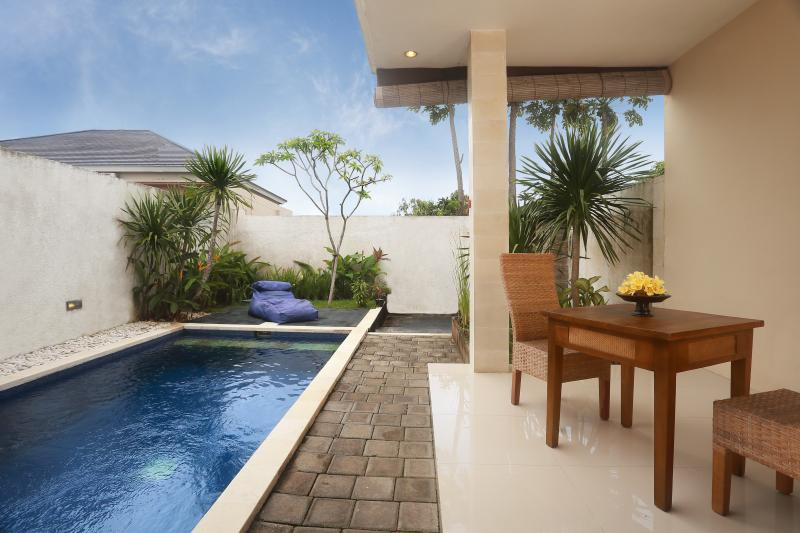private pool 2,5x5m