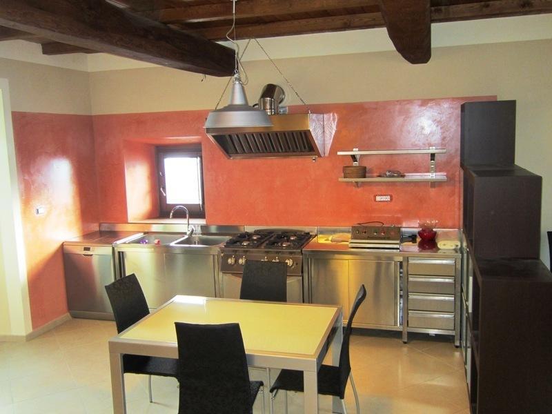 Kitchen area - contemporary option