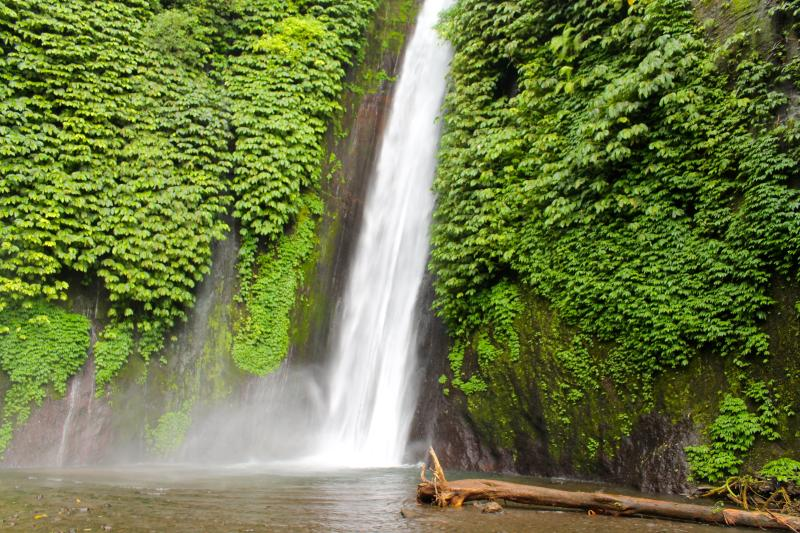 Munduk waterfall surrounding by Spice plantation, it is located 40Km from our home