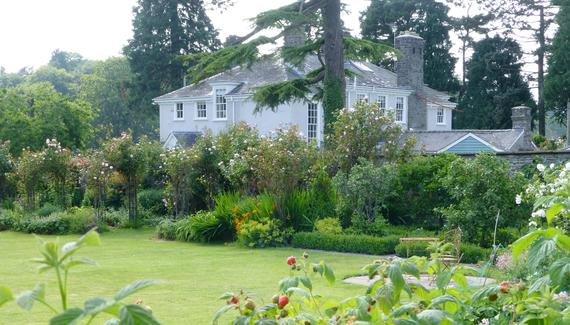 The Old Vicarage Bed and Breakfast, Radnorshire, vacation rental in Kinnerton