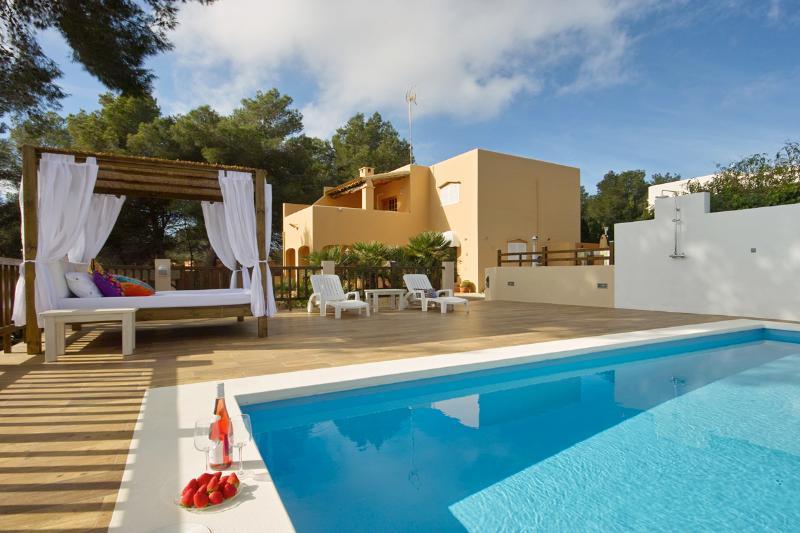 Villa Stevia, alquiler de vacaciones en Sant Jordi