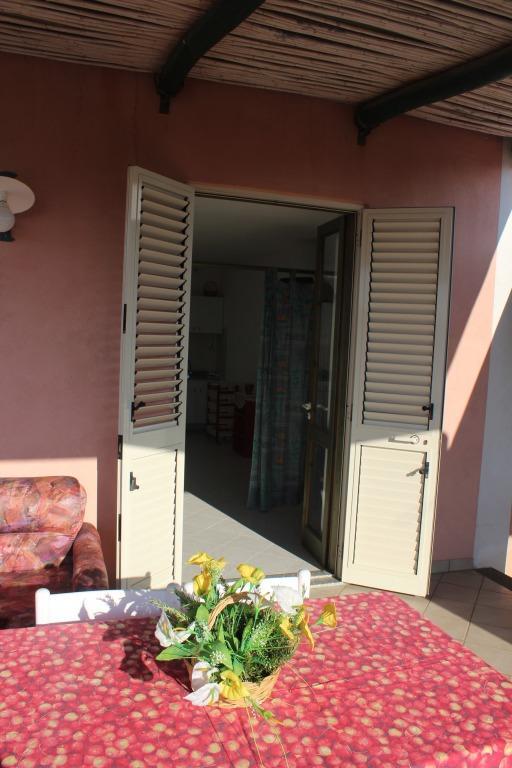 terrazza panoramica coperta,ingresso
