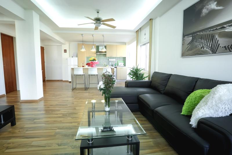 Spacious Sunny Central with a View, Ferienwohnung in Nikosia