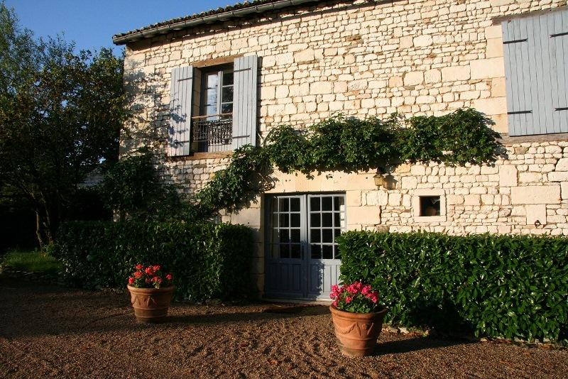 Stone house in XVIIth century Castle near Chinon, vacation rental in Berrie