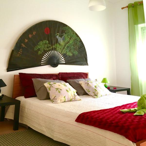 Beach House Zen Costa da Caparica, holiday rental in Setubal District