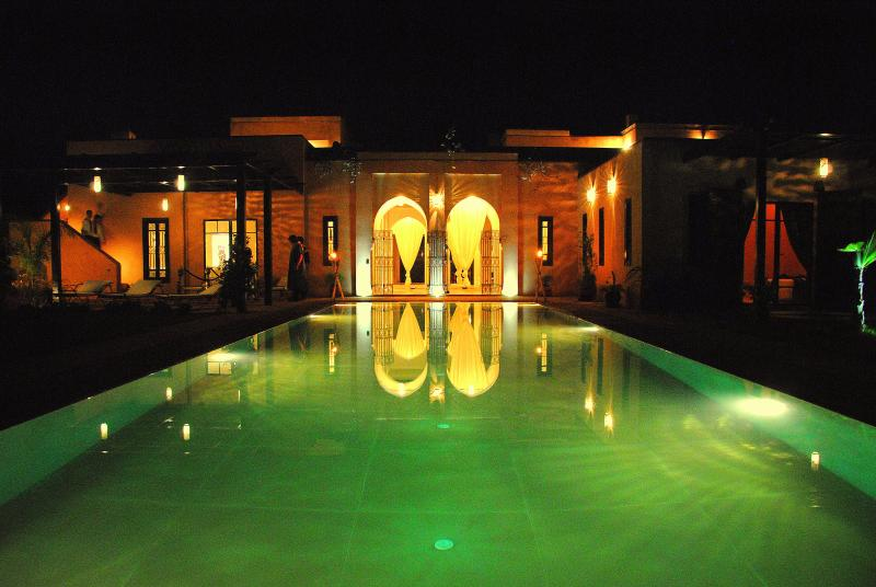 VILLA BAÏDA, vacation rental in Marrakech