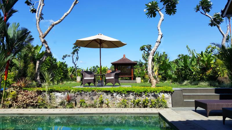 Devi's Place Ubud- perfectly private Villa Via, vakantiewoning in Ubud