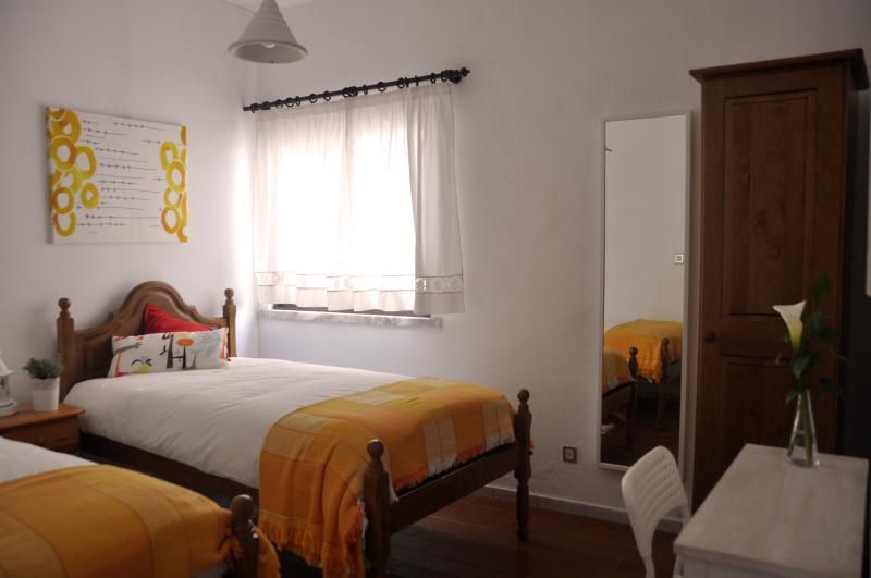 Sítio da Praia - Twin bedroom