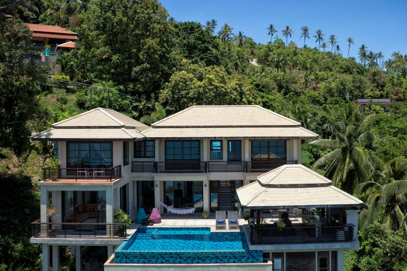 Your private Thai tropical retreat awaits