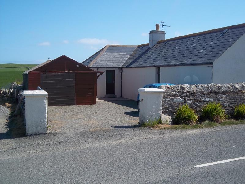 Swannay Cottage, holiday rental in Birsay