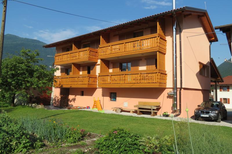 Apartment MASERA 106, vacation rental in Kobarid