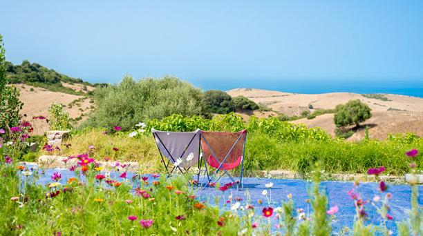 Chambre(s) : piscine, mer & campagne, alquiler de vacaciones en Arcila
