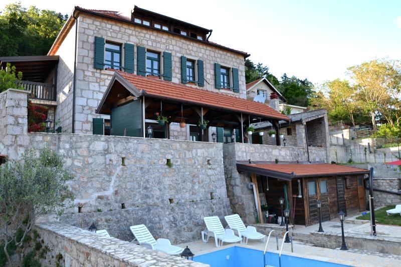 Villa Ana, holiday rental in Zverinac
