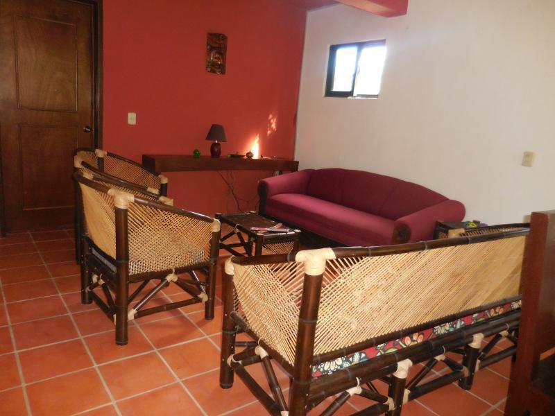 Living room upper flat