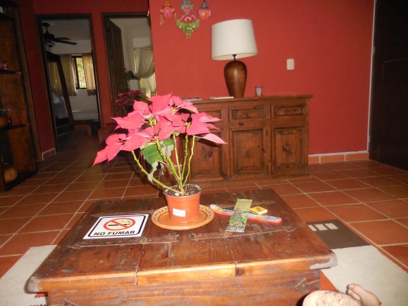 Living room lower flat