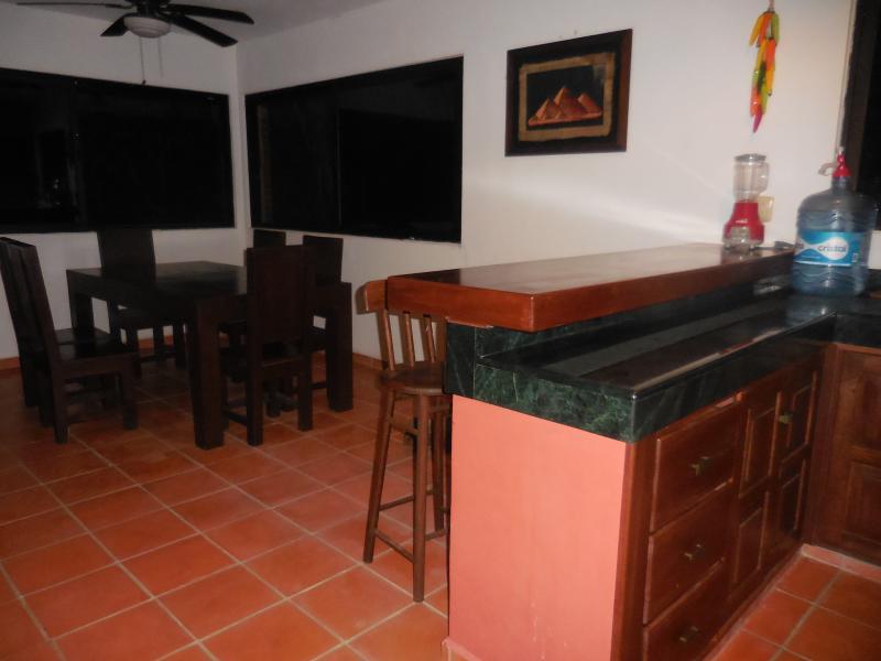 Kitchen upper villa