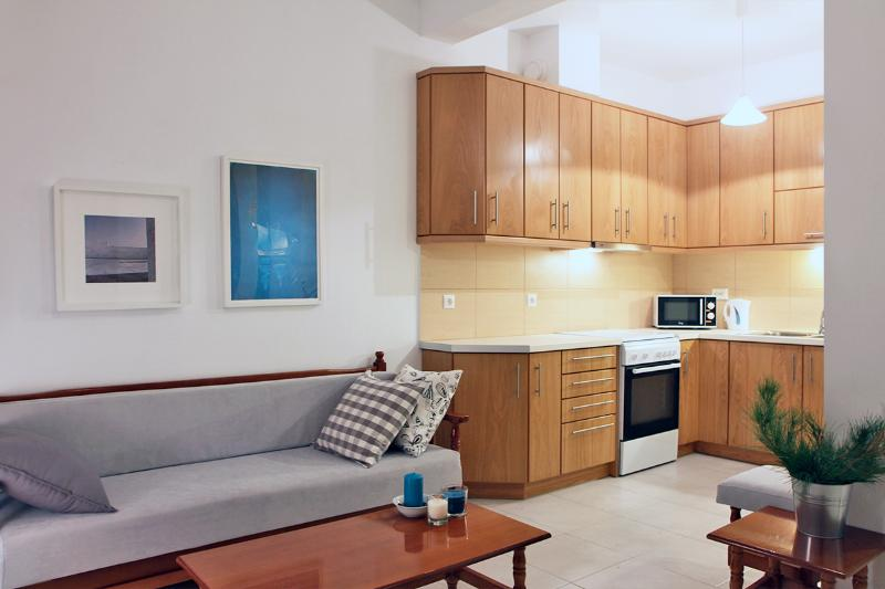 You'll find here all the comforts of your own house, as well as plenty of space and privacy.
