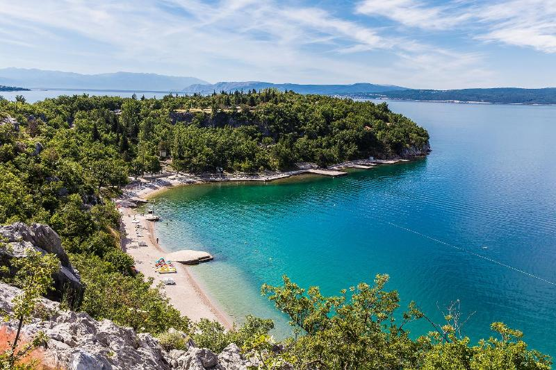 surrounding area - beach - Kacjak ( cca 900 m)