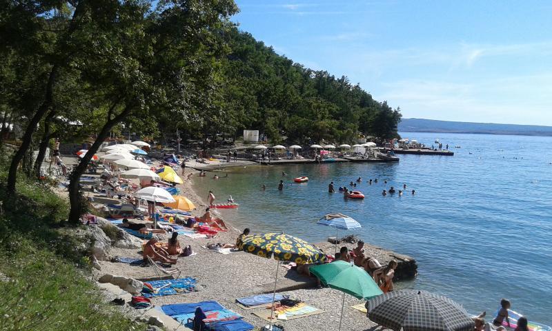 surrounding area - beach - Kacjak (cca 900 m)