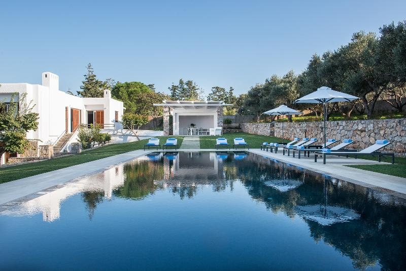 Villa Oleander for 14 persons, vacation rental in Kounoupidiana