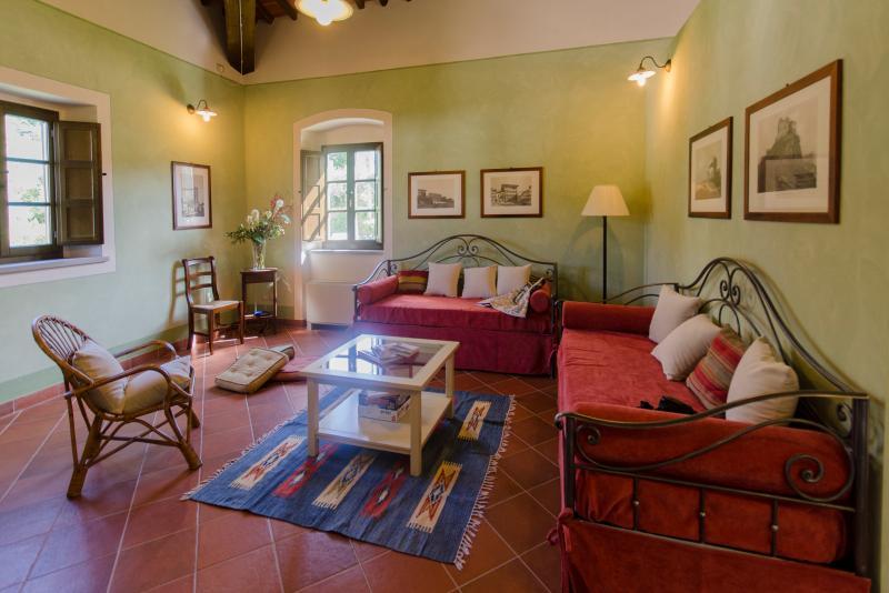 Villa Sardini. Apartment Scipione Sardini, casa vacanza a San Macario in Monte