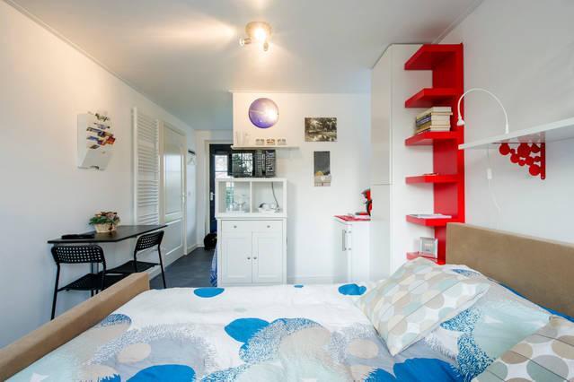 Studio op een schiereiland, vacation rental in Bourtange