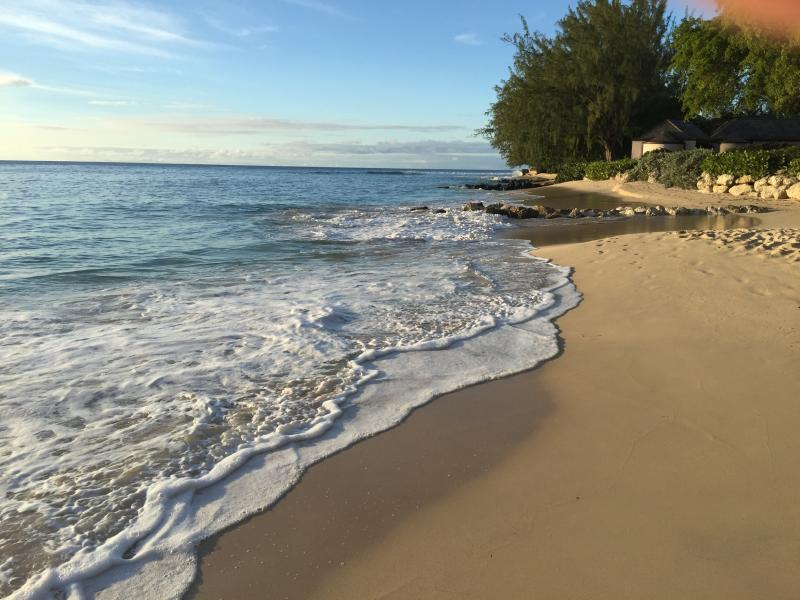 Heron Bay...from where you can walk for miles along the beautiful West Coast beaches